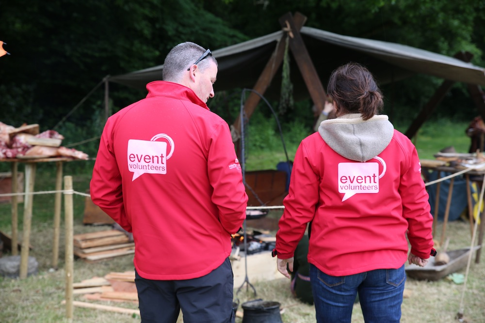 The benefits of engaging Event Volunteers are wide and varied