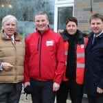 Event Volunteers play their part in the At Your Service Christmas Special on RTÉ One television