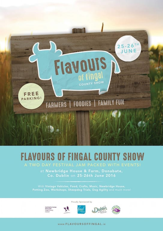 Flavours of Fingal 2016