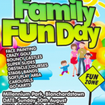 Blanchardstown Family Fun Day 2015