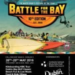 Battle for the Bay 2016 Volunteer Programme