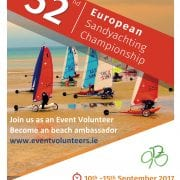 Coca-Cola European Sand Yachting Championship 2017