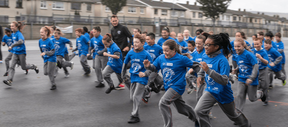 Marathon Kids Final Mile Event 2017