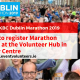 Event Volunteers at the KBC Dublin Marathon 2019